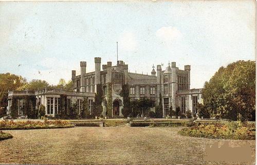 Highcliffe castle 2