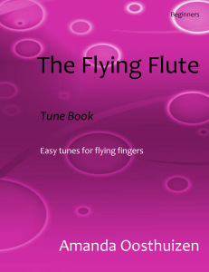 Flying Flute Cover 3 half
