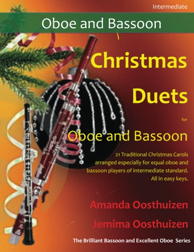 Intermediate Classic Duets for Two Oboes: 22 Classical and Traditional pieces arranged especially fo